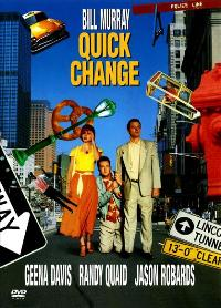 Quick Change - 27 x 40 Movie Poster - Style C