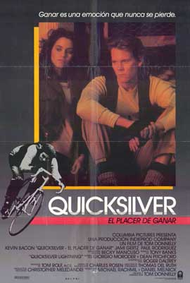 Quicksilver - 11 x 17 Movie Poster - Spanish Style A