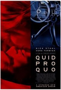 Quid Pro Quo - 27 x 40 Movie Poster - Style A
