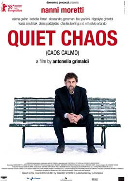 Quiet Chaos - 11 x 17 Movie Poster - UK Style A