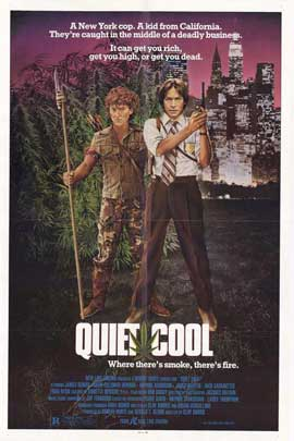 Quiet Cool - 27 x 40 Movie Poster - Style B