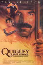 Quigley Down Under - 11 x 17 Movie Poster - Style B