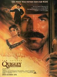 Quigley Down Under - 43 x 62 Movie Poster - Bus Shelter Style A