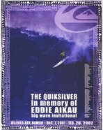 Quiksilver Big Wave Invitational - 11 x 17 Movie Poster - Style A