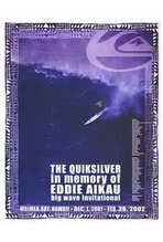 Quiksilver Big Wave Invitational - 27 x 40 Movie Poster - Style A