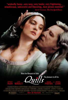 Quills - 27 x 40 Movie Poster - Style A