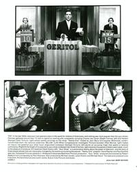 Quiz Show - 8 x 10 B&W Photo #5