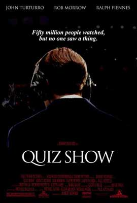 Quiz Show - 27 x 40 Movie Poster - Style A