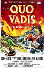 Quo Vadis - 11 x 17 Movie Poster - Style A