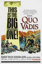 Quo Vadis - 27 x 40 Movie Poster - Style C