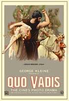 Quo Vadis - 11 x 17 Movie Poster - Style D