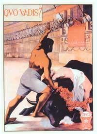 Quo Vadis - 11 x 17 Movie Poster - Style C