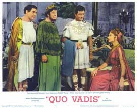 Quo Vadis - 11 x 14 Movie Poster - Style D