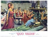 Quo Vadis - 11 x 14 Movie Poster - Style G