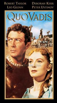 Quo Vadis - 27 x 40 Movie Poster - Style B