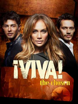 Q'Viva!: The Chosen (TV) - 11 x 17 TV Poster - Style A