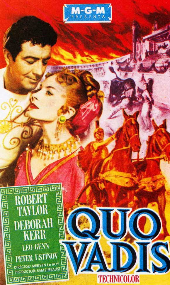 Qvo Vadis Movie Posters From Movie Poster Shop