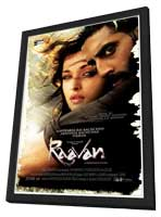 Raavan - 11 x 17 Movie Poster - Indian Style D - in Deluxe Wood Frame