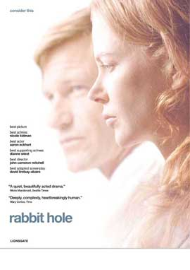 Rabbit Hole - 11 x 17 Movie Poster - Style E