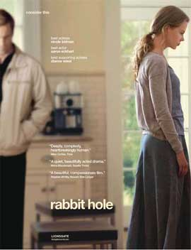 Rabbit Hole - 11 x 17 Movie Poster - Style C