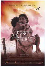 Rabbit Proof Fence - 27 x 40 Movie Poster - Style B
