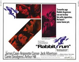 Rabbit Run - 11 x 14 Movie Poster - Style A