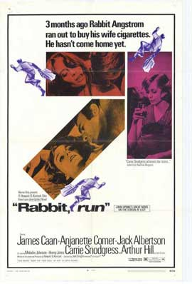 Rabbit Run - 27 x 40 Movie Poster - Style A