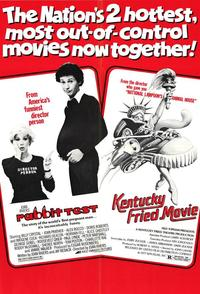 Rabbit Test/Kentucky Fried Movie - 27 x 40 Movie Poster - Style A