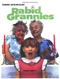 Rabid Grannies - 27 x 40 Movie Poster - Style A
