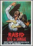 Rabid - 11 x 17 Movie Poster - Italian Style A