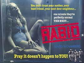 Rabid - 11 x 17 Movie Poster - Style B
