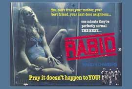 Rabid - 27 x 40 Movie Poster - Style B