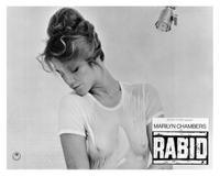 Rabid - 8 x 10 B&W Photo #1