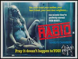Rabid - 30 x 40 Movie Poster UK - Style A
