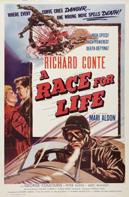 Race for Life - 11 x 17 Movie Poster - Style A