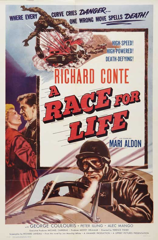 Race for Life movie