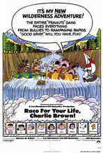 Race For Your Life, Charlie Brown - 27 x 40 Movie Poster - Style A