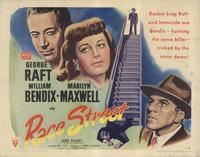 Race Street - 11 x 14 Movie Poster - Style B