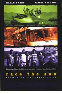 Race the Sun - 27 x 40 Movie Poster - Style B