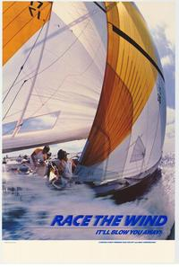 Race the Wind (IMAX) - 11 x 17 Movie Poster - Style A