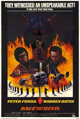 Race with the Devil - 27 x 40 Movie Poster - Style A