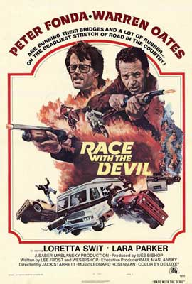 Race with the Devil - 27 x 40 Movie Poster - Style B