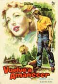 Rachel and the Stranger - 27 x 40 Movie Poster - Spanish Style A