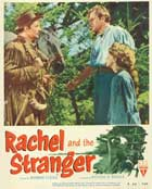 Rachel and the Stranger - 11 x 17 Movie Poster - Style B