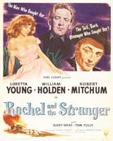 Rachel and the Stranger - 11 x 17 Movie Poster - Style A
