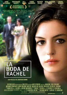 Rachel Getting Married - 11 x 17 Movie Poster - Spanish Style A