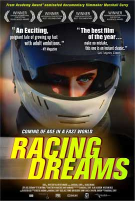Racing Dreams - 11 x 17 Movie Poster - Style A