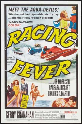 Racing Fever - 11 x 17 Movie Poster - Style A