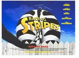 Racing Stripes - 11 x 17 Movie Poster - UK Style A