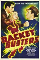 Racket Busters - 11 x 17 Movie Poster - Style C